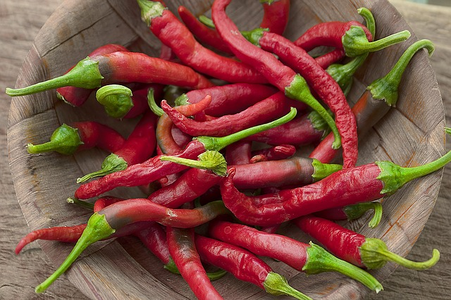 Red Hot Chilli Peppers - za zdravje in dieto