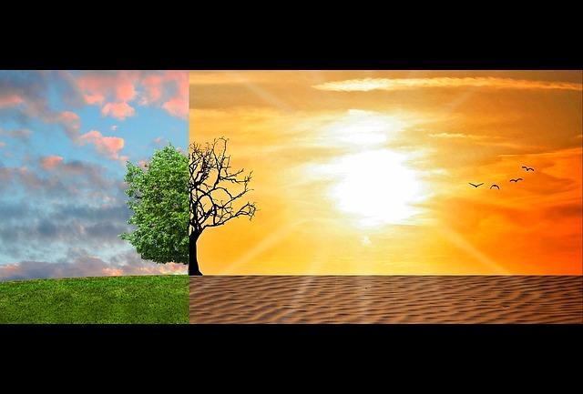 Prvič v zgodovini človeštva ogljikov dioksid presegel mejo 410 delcev na milijon