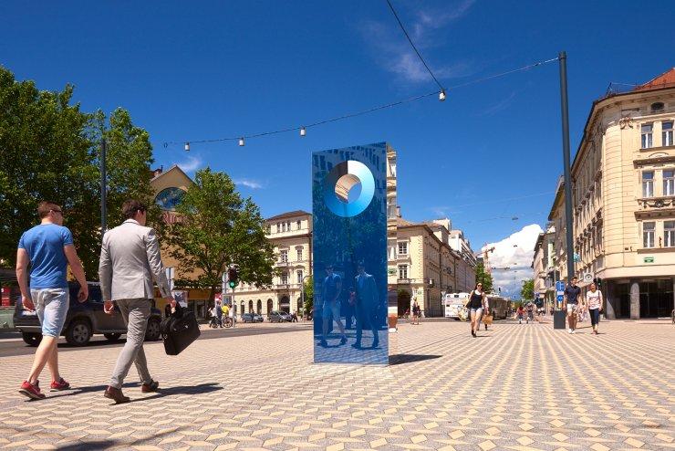 Ljubljanski Cyanometer bo dobil bratce po Evropi