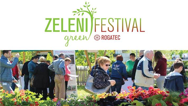 Zeleni festival Rogatec: Sejem semen, sadik, zelišč in kulinarika