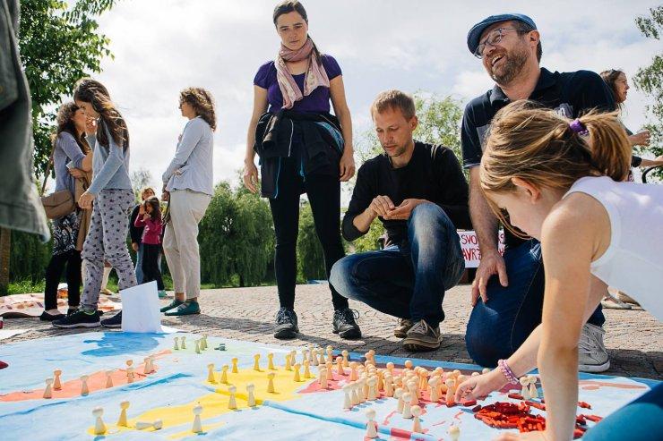 V soboto v Ljubljani Fairtrade piknik - ob dnevu pravične trgovine