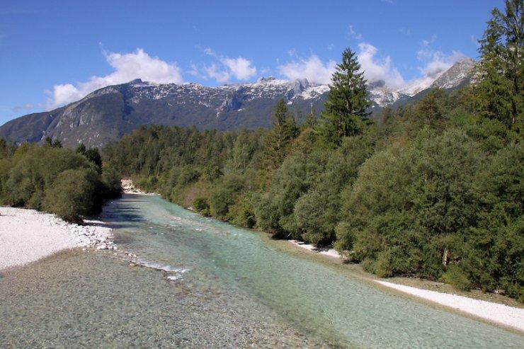 Samo v Sloveniji in Gruziji je okolje najpomembnejše za dobro življenje