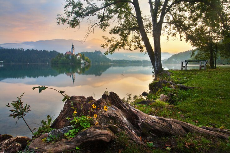 Med najbolj romantičnimi destinacijami na svetu tudi Slovenija!