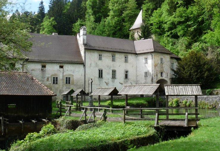 Slovenska zgodovina in oddih v Bistri