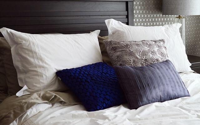 10 idej za pridih svežine v spalnici