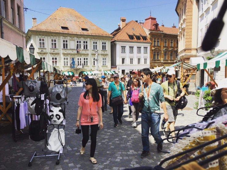 Odprta Artish sezona pod nebom v Ljubljani