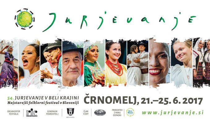 54. Jurjevanje v Beli krajini – najstarejši folklorni festival v Sloveniji