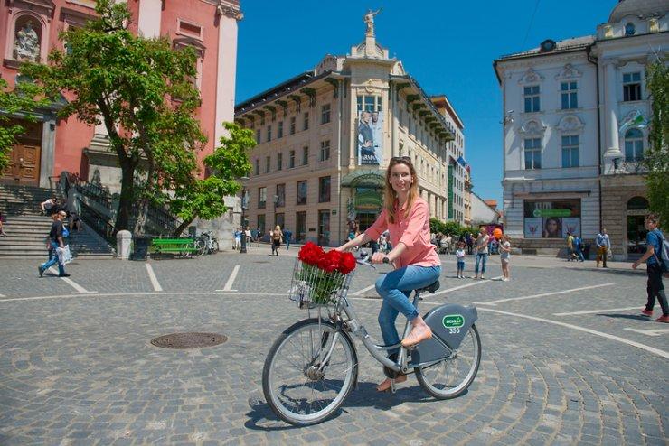Razkrita najboljša mesta za kolesarjenje na svetu - med njimi tudi Ljubljana