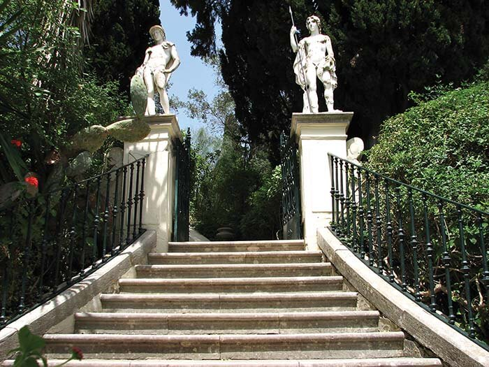 Privlačen vrt – Ahileon