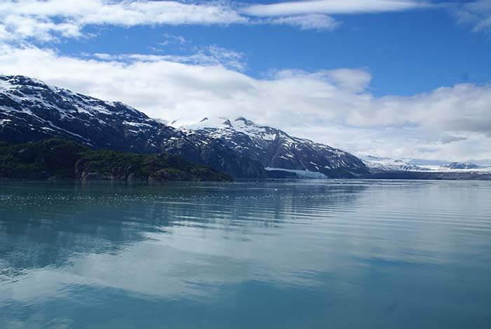 Aljaska ponuja edinstveno križarsko doživetje.