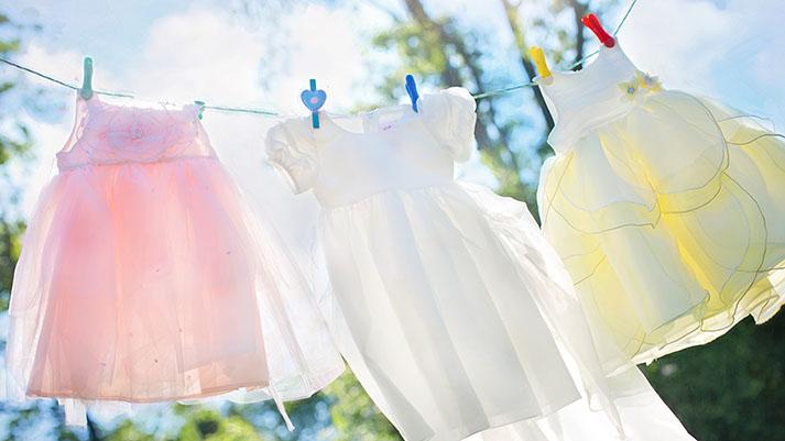 5 trikov za pranje perila