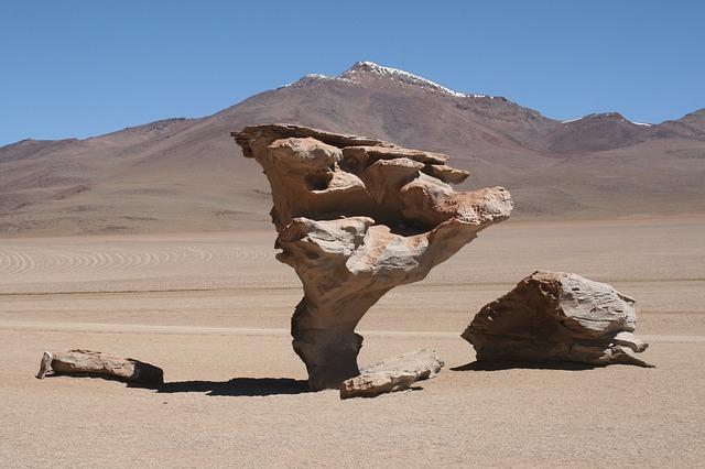Atacama, kot je videti običajno