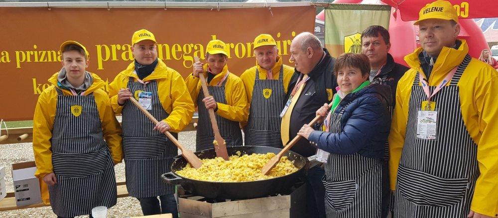 Namig za izlet: Festival praženega krompirja