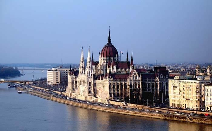 Budimpešto so ljubitelji križarjenja označili kot najboljšo destinacijo.