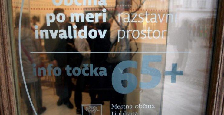 Info točka 65+ - prva točka pomoči za žrtve nasilja v Ljubljani