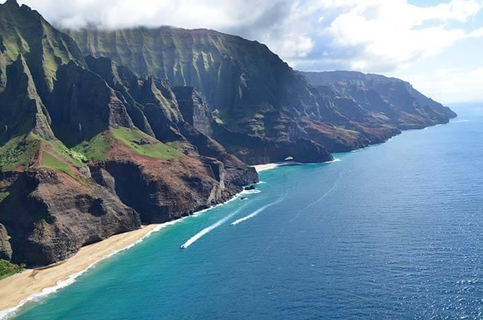 Kauai je bilo imenovano za najboljše pristanišče na Havajih.