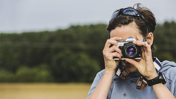 Fotografiranje nam pomaga, da si bolje zapomnimo naše življenjske dogodivščine