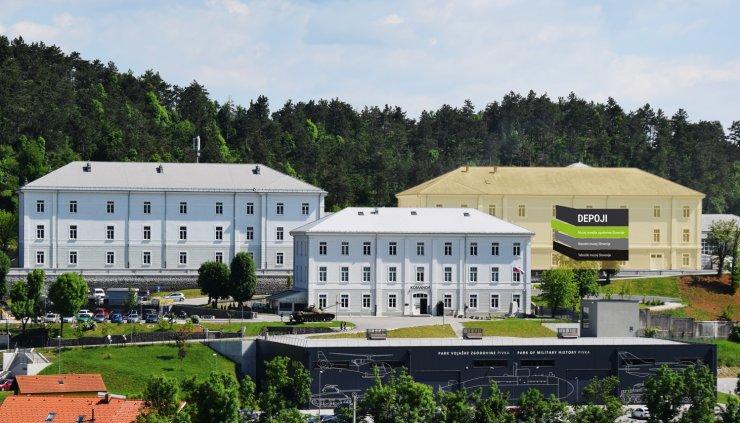 Danes odprtje največjega muzejskega depojskega kompleksa v Sloveniji
