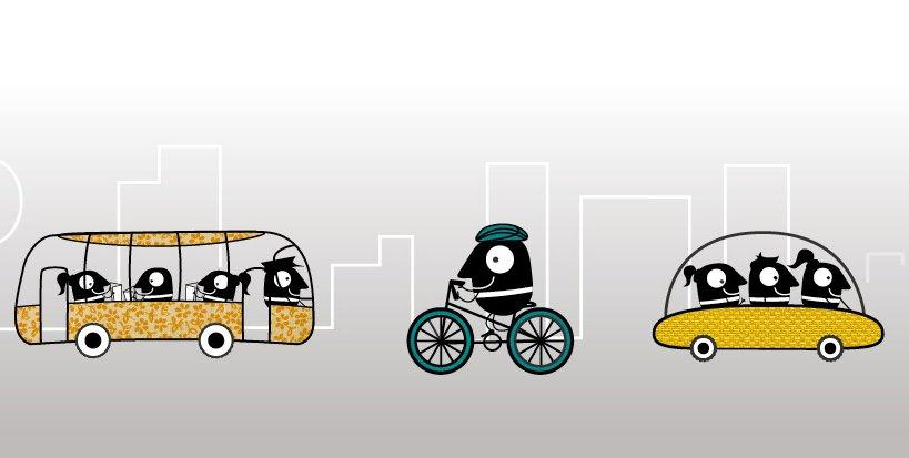 V soboto se začne Evropski teden mobilnosti