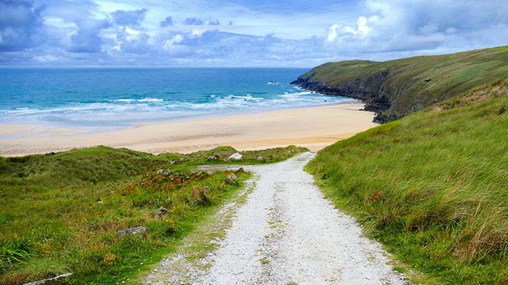 Cornwall – zeleni paradiž Anglije