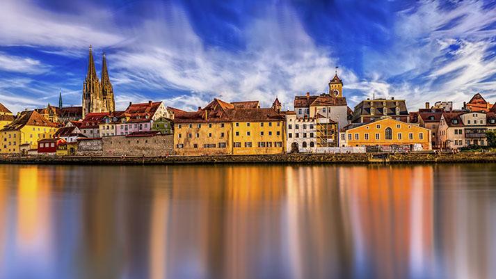 10 najbolj obiskanih držav na svetu v preteklem letu