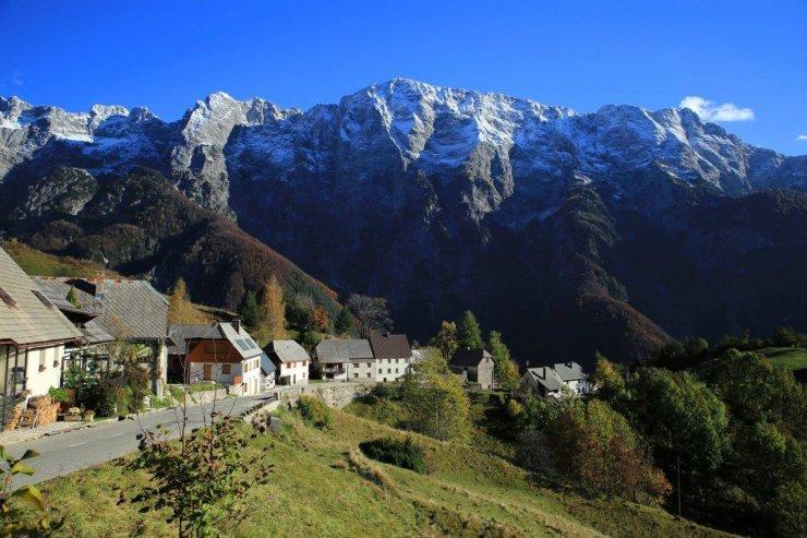 Strmec – alpska vasica s pestro zgodovino