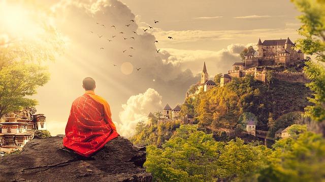7 navad budističnih menihov, ki spremenijo življenje