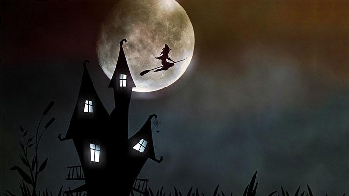 Zadnji dan v oktobru na 6. Kongres čarovnic