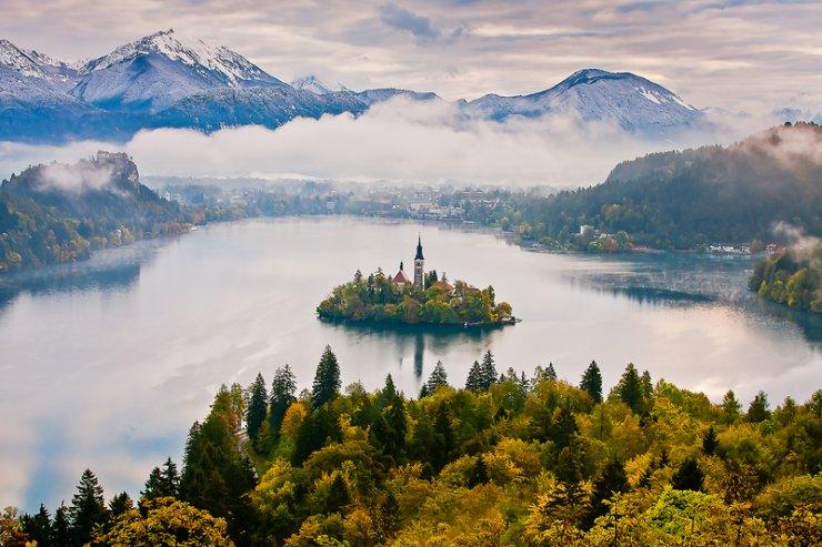 Reader's Digest: Slovenija TOP destinacija za 2018