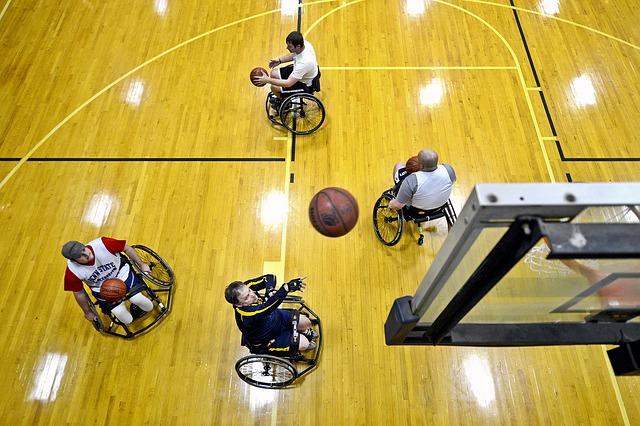 Postani športnik - za večje vključevanje mladih invalidov v šport