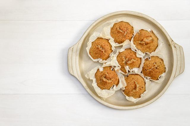 Protivnetni muffini? Zakaj pa ne!