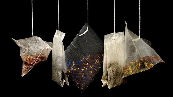 11 načinov uporabe čajnih vrečk