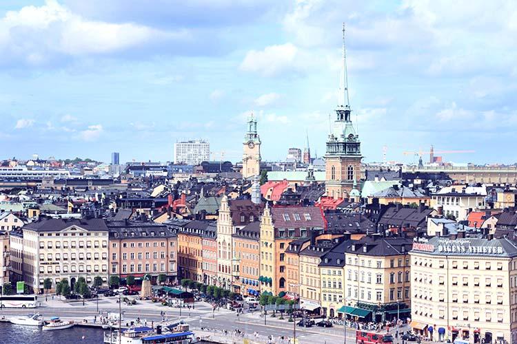 Stockholm zaseda 2. mesto na lestvici najbolj gostoljubnih mest na svetu.