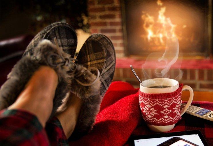 7 razlogov, zakaj ostati doma na toplem