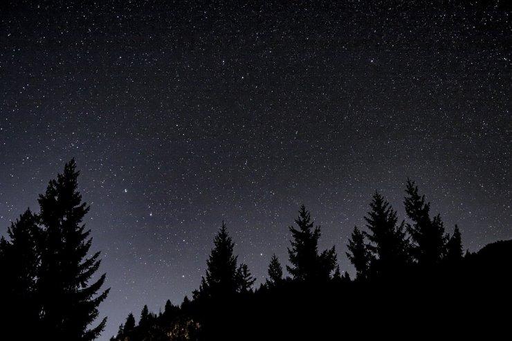 Prvi rezervat temnega neba v ZDA
