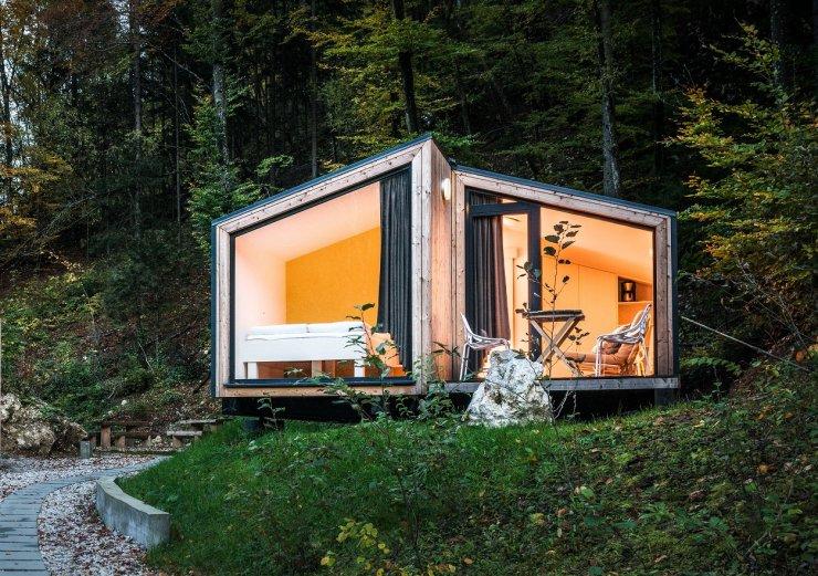 Mikro hiše so v trendu!