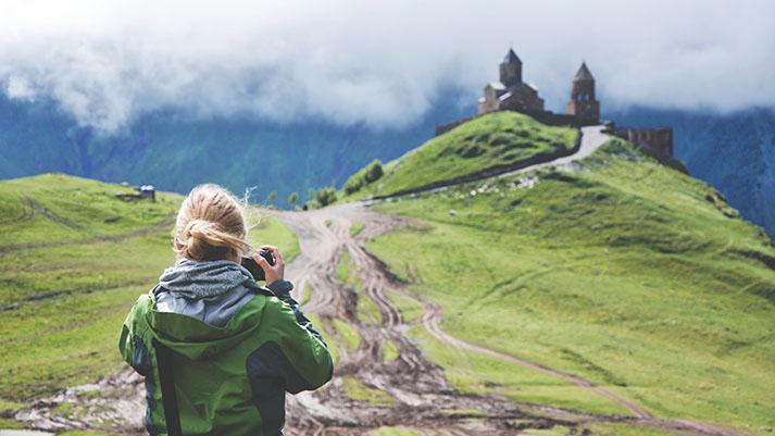 Najlepše destinacije za tiste, ki potujejo prvič