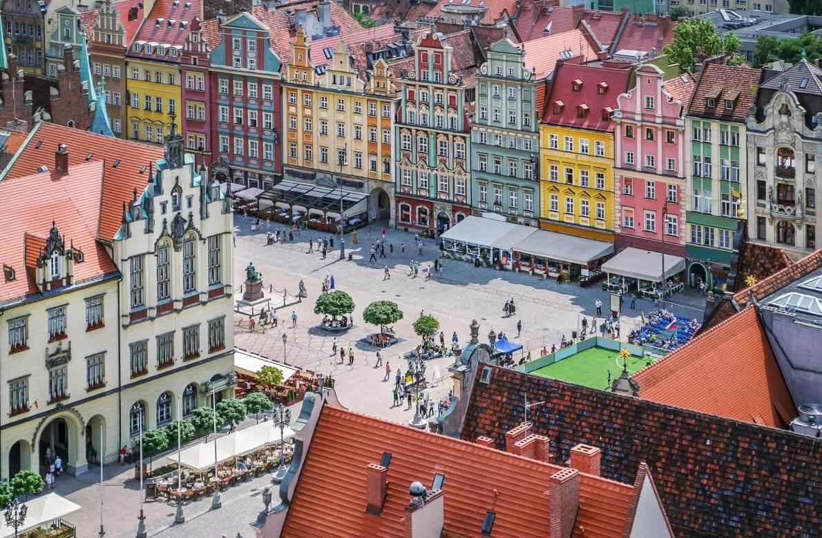 Evropska destinacija odličnosti 2018 je Vroclav!
