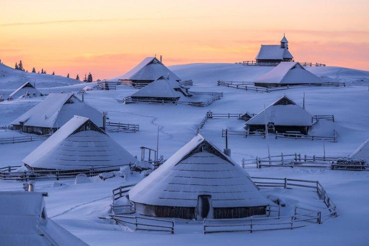Velika planina med 15 najlepših skritih kotičkov Evrope