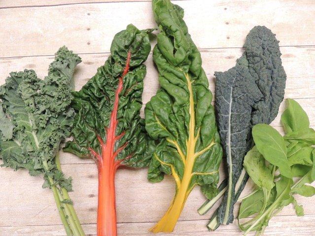 Zelena zelenjava pomlajša možgane za 11 let, ugotavlja nova raziskava