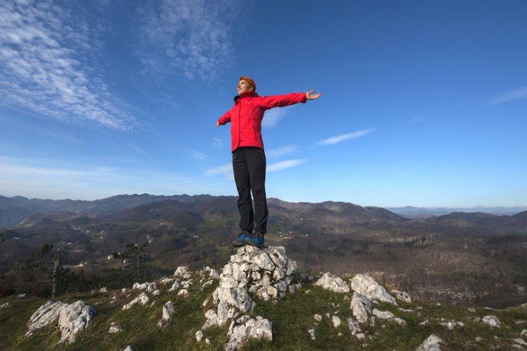 V Sloveniji več srečnih kot v povprečju v Evropi