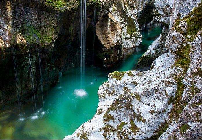 Rešitve iz narave za bolj trajnostno ravnanje z vodnimi viri