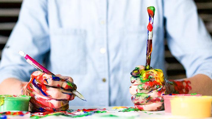 Kako spodbuditi svojo kreativnost