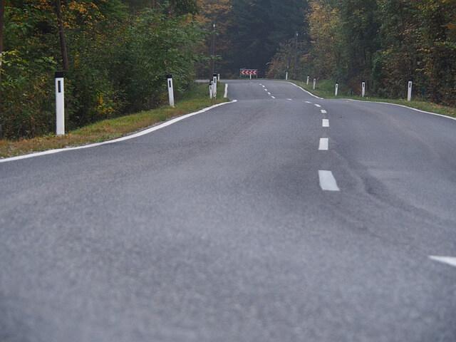 V Sloveniji lani na cestah umrlo 50 oseb