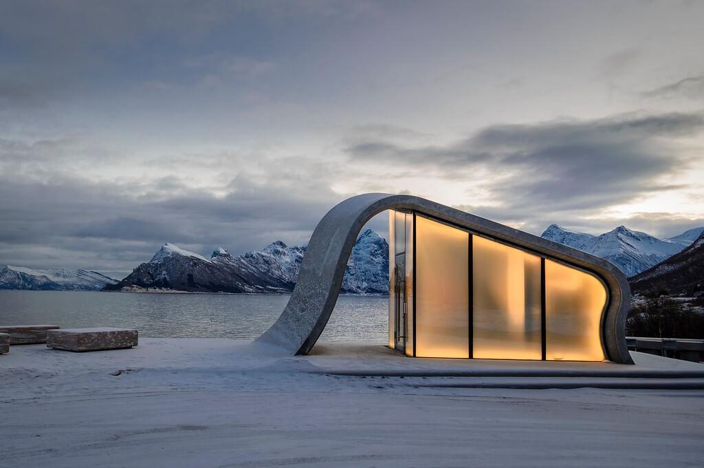 Je to najlepše javno stranišče na svetu?