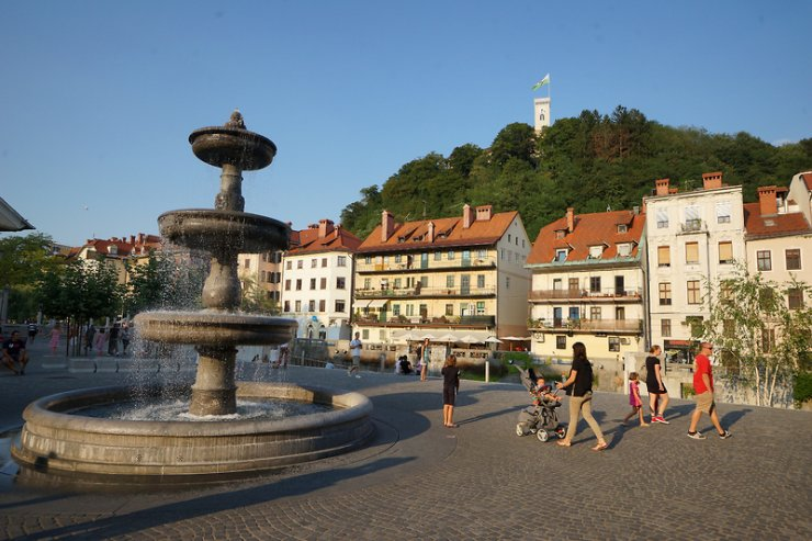 Ljubljana tretja najčistejša prestolnica Evrope