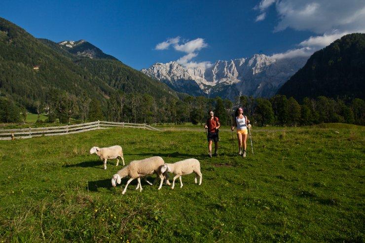 Jezersko kot prvi slovenski kraj vstopa v mrežo Gorniške vasi
