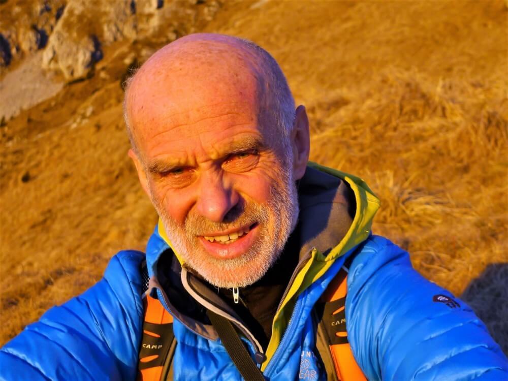 Andreju Štremflju zlati cepin za življenjsko delo v alpinizmu