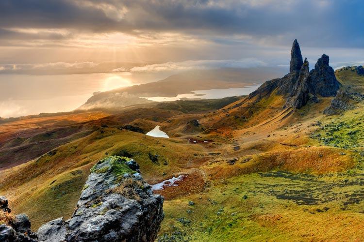 Bi obiskali 93 nenaseljenih škotskih otokov?