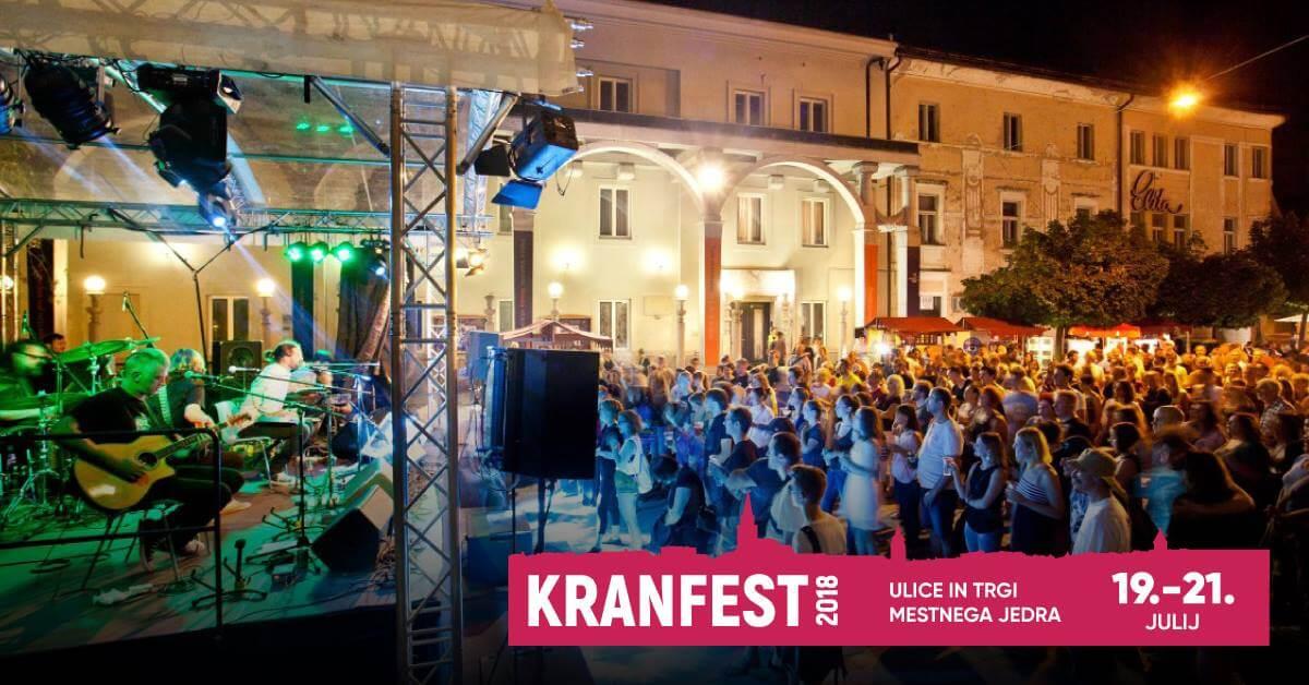 Kranfest 2018: Eroika Aromatika, Tinkare Kovač, Kranska kuhna ...
